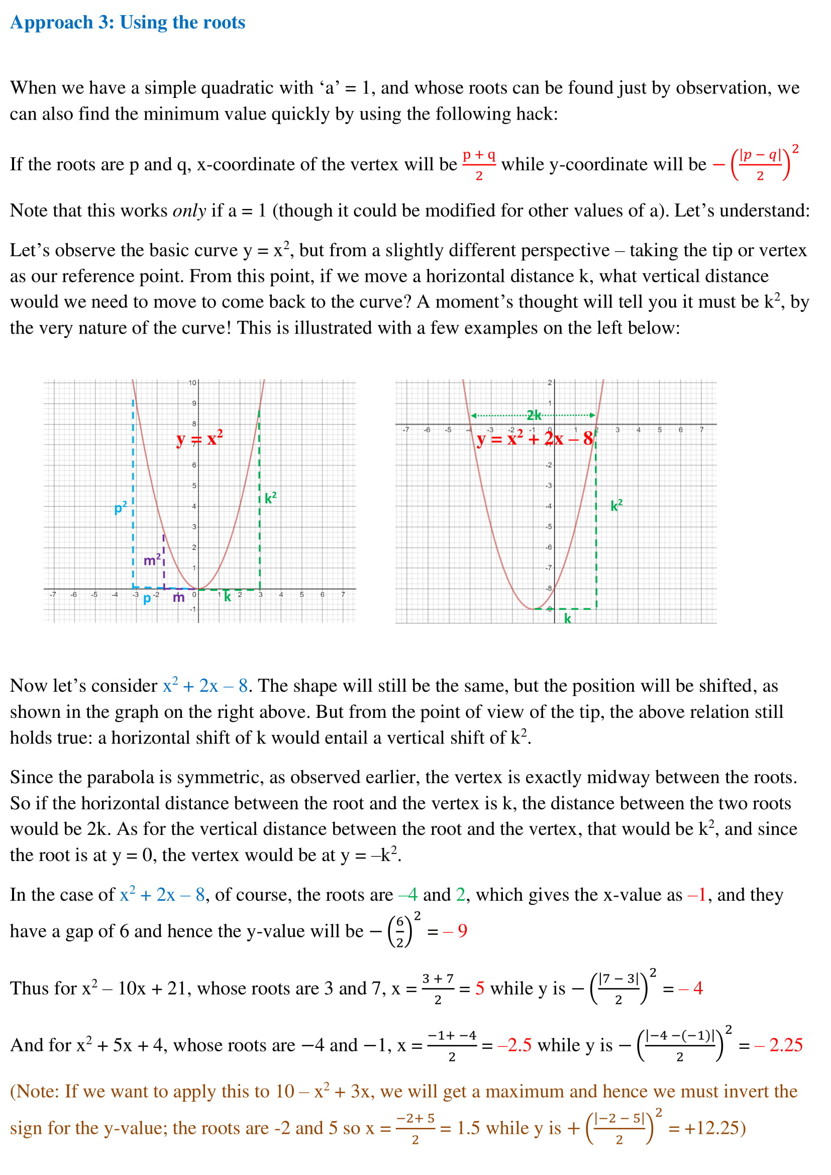 Quadratic Plotting - 6